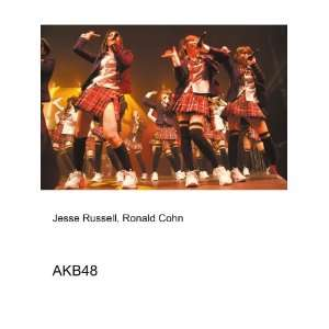 AKB48 Ronald Cohn Jesse Russell Books