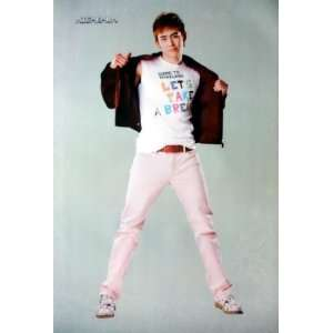 2pm Nichkhun Horvejkul Korean Boy Band Pop Dance Music Wall Decoration