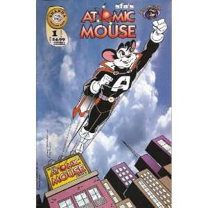 SFAs Atomic Mouse Number 1 (Challenge of the Super Rat