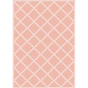 Feet 6 Inch by 9 Feet 10 Inch Area Rug, Pink Home & Kitchen