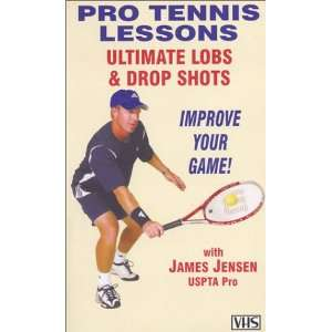 Pro Tennis Lessons Ultimate Lobs and Drop Shots [VHS