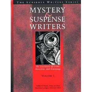 Mystery & Suspense Writers   The Literature of Crime Detection and