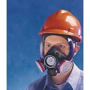 Black Hycar Advantage 1000 Low Maintenance Full Mask Face