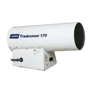 White Tradesman 170 Portable Forced Air Heater   Propane (170,000 BTU
