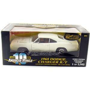 1968 Dodge Charger R/T 1/18 Scale (ERTL American Muscle Car