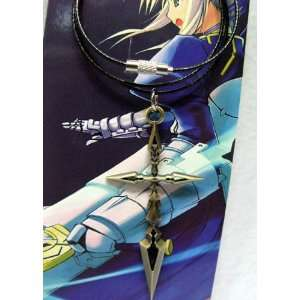 Fate Stay Night Anime Necklace