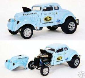 1933 WILLYS GASSER OHIO GEORGE MONTGOMERY 1/18
