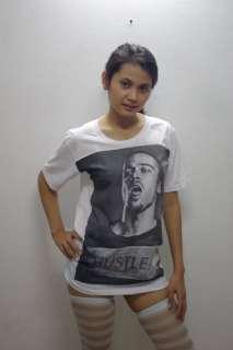 Brad Pitt Hustler Movie Star Film Rock T Shirt S