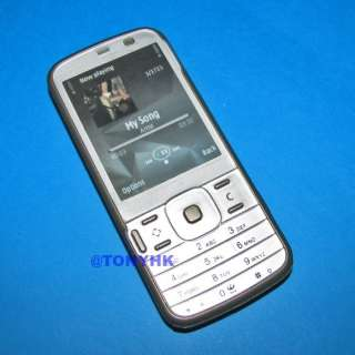 White Dummy Phone Display Sample Model Fake non working for Nokia N79