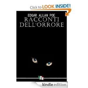 Racconti del terrore (Italian Edition) Edgar Allan Poe, Baccio