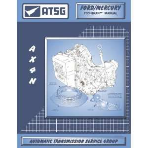 Techtran Manual AX4N ATSG (Automatic Transmission Service Group