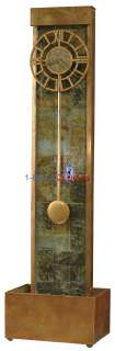 Howard Miller Oasis Fountain Grandfather Clock 615 052