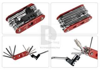 14in1 Multi function Bicycle Bike Tool Repair Kit DB073