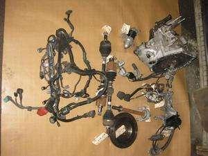 06 07 08 09 11 honda civic OEM complete MANUAL transmission conversion