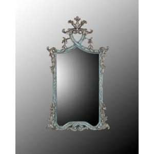 Hand Finished Antiquities Framed Mirror