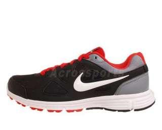 Nike Revolution MSL Black White Red New 2012 Mens Running Shoes 488184