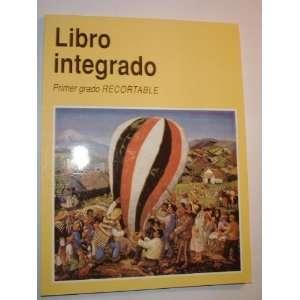 Libro Integrado Primer Grado Recortable (9789682953439