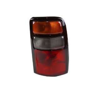 TYC 11 5353 90 Replacement Passenger Side Tail Lamp