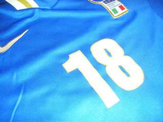 ITALY FOOTBALL SHIRT JERSEY ITALIA MAGLIA BAGGIO BRESCIA MILAN NIKE