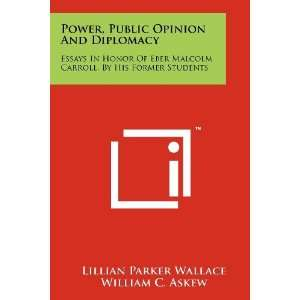 (9781258202842): Lillian Parker Wallace, William C. Askew: Books
