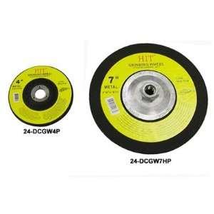 Type 27 Metal Cutting Depressed Grinding Wheels Size 9