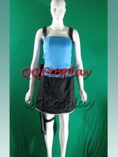 name resident evil the umbrella chronicle jill valentine costume