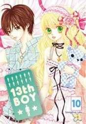 13th Boy Vol. 10 Manga NEW 9780316190817