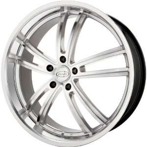 Privat Atlantik Silver Machined Wheel (18x8/5x120mm