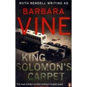 King Solomons Carpet (9780141040431) Barbara Vine Books