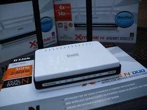 7dBi Antenna Mod Kit for D Link DAP 1522 Dual Band