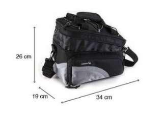 New Cycling Bicycle Bag Bike Rear Seat Bag Pannier 15L
