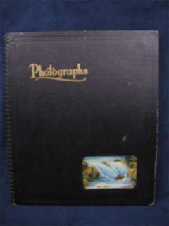 1930s Photo Album Early Radio Promo Shots WSBA York PA