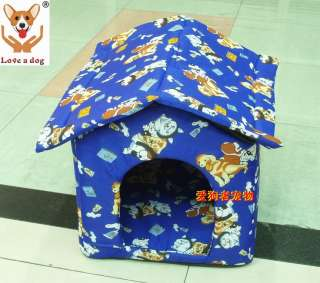 New Indoor Pet/Dog/Cat House/Tent Collapsible LG SIZE
