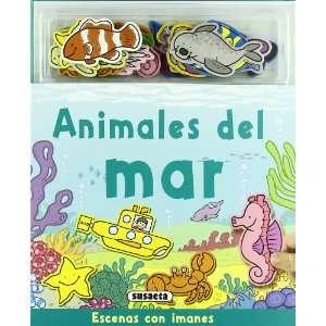 Animales del mar (Escenas con imanes) (9788430558698) Varios Books