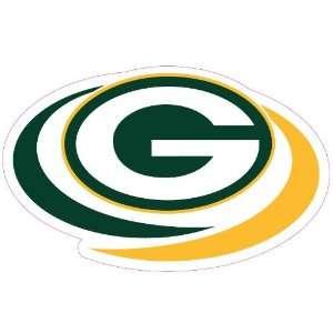 Green Bay Packers Glass Tatz Mini Cutz Window Decal