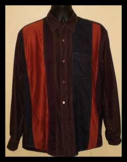 FACONNABLE France Mens 100% Cotton Dress Shirt M