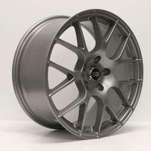 18x9.5 Enkei Raijin (Titanium Gray) Wheels/Rims 5x114.3/4