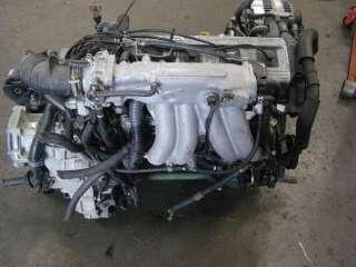 TOYOTA 4SFE 1.8 ENGINE CAMRY CELICA 3SFE JDM