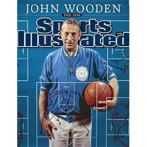 com Sports Illustrated June 14, 2010 John Wooden Time Warner Books