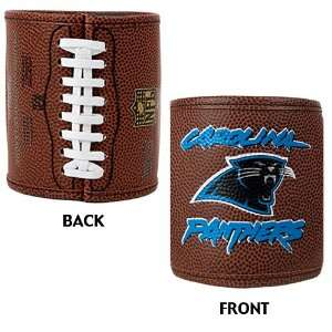 Carolina Panthers NFL Football Can Coozy Holder (Real