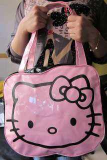 beautiful hello kitty pink hand/should bag new with tag
