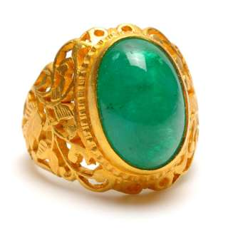 VINTAGE STYLE RING 22K SOLID YELLOW GOLD FINE ESTATE JEWELRY