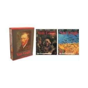 Vincent Van Gogh The Complete Paintings (2 Volume Set