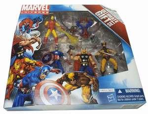 Ultimate Gift Set Iron Man Spiderman Thor X men Captain America