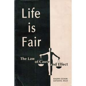 Life Is Fair   The Law of Cause and Effect: Brian Hines: Books