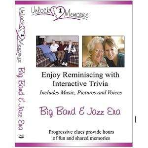 S&S Worldwide Unlock the Memories Dvd, Big Band & Jazz Era