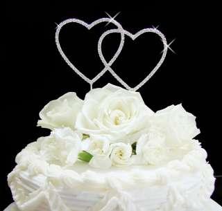 Renaissance ~ Heart Wedding Cake Topper