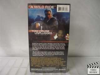 VHS Widescreen NEW Tom Cruise, Jamie Foxx 678149173536