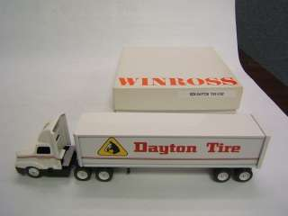 Winross Dayton Tire Tractor Trailer