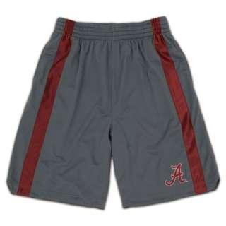 Alabama Crimson Tide Bama Mens Basketball Mesh Gym Shorts